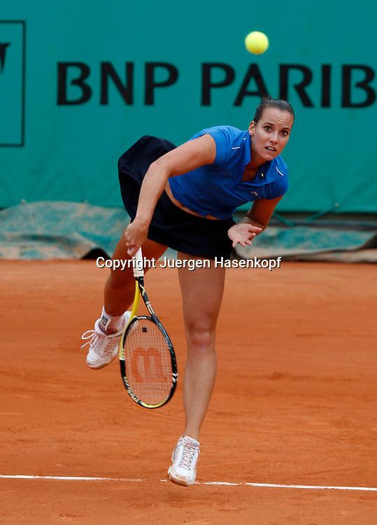 French Open 2010, Roland Garros, Paris, Frankreich,Sport, Tennis, ITF Grand Slam Tournament, ..Jarmila Groth (AUS) ..Foto: Juergen Hasenkopf..
