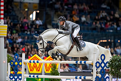 Kukuk Christian, GER, Colestus<br /> Stuttgart - German Masters 2018<br /> © Hippo Foto - Stefan Lafrentz