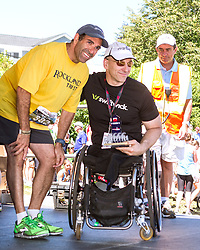 41st Falmouth Road Race: Craig Blanchette, Ralph Valente