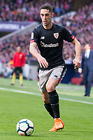 Athletic Club Sabin Merino during La Liga match between Atletico de Madrid and Athletic Club and Wanda Metropolitano in Madrid , Spain. February 18, 2018. (ALTERPHOTOS/Borja B.Hojas)