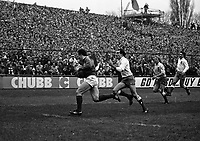 Ireland V France at Lansdowne Road, Dublin, 19/02/1983 (Part of the Independent Newspapers Ireland/NLI Collection).