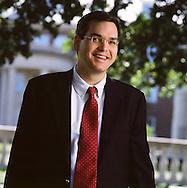 Professor Portrait