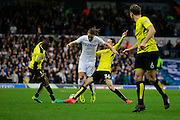 *** during the EFL Sky Bet Championship match between Leeds United and Burton Albion at Elland Road, Leeds, England on 29 October 2016. Photo by Richard Holmes.