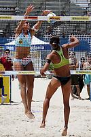 23/09/04 RIO DE JANEIRO<br />NELLA FOTO HAKEDAL AGAINST JULIANA (BRA)<br />FOTO LUCIANO PIERANUNZI