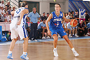 DESCRIZIONE : Chieti Italy Italia Eurobasket Women 2007 Grecia Italia Greece Italy <br /> GIOCATORE : Raffaella Masciadri<br /> SQUADRA : Nazionale Italia Donne Femminile<br /> EVENTO : Eurobasket Women 2007 Campionati Europei Donne 2007<br /> GARA : Grecia Italia Greece Italy <br /> DATA : 25/09/2007 <br /> CATEGORIA : Palleggio <br /> SPORT : Pallacanestro <br /> AUTORE : Agenzia Ciamillo-Castoria/S.Silvestri Galleria : Eurobasket Women 2007 <br /> Fotonotizia : Chieti Italy Italia Eurobasket Women 2007 Grecia Italia Greece Italy <br /> Predefinita :