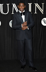 David Harewood attending the BFI's Luminous fundraising gala, held at the Guildhall, London. Picture date: Tuesday October 3rd, 2017. Photo credit should read: Doug Peters/EMPICS Entertainment