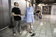 Federico Morlacchi e Max Tosin-Natural born swimmers-nuotatori disabili, Milano, 2014