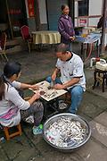 Zhongxian,Yangtze River,  Chongqing, China