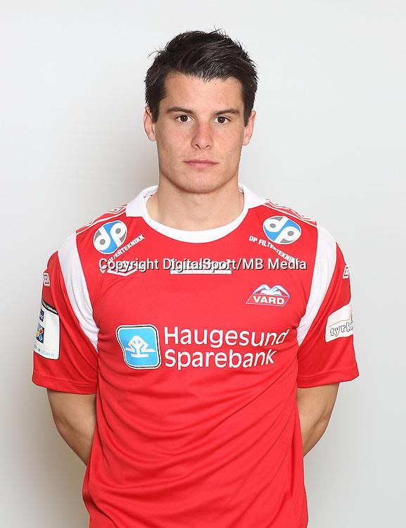 Fotball , Adeccoligaen 2013 , 1. divisjon<br /> , portrett , portretter<br /> Vard<br /> Helge Sandvik