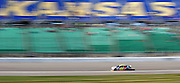 NASCAR Sprint Cup Series auto racing driver Jeff Gordon takes a practice lap at Kansas Speedway in Kansas City, Kan., Saturday, Oct. 16, 2015. (AP Photo/Colin E. Braley)