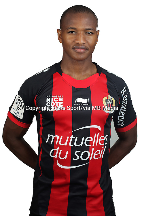 Mahamane TRAORE - 02.08.2013 - Photo Officielle - Nice -<br /> Photo : Icon Sport