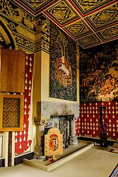 The Queen's Inner Hall, Stirling Castle, Scotland<br /> <br /> (c) Andrew Wilson   Edinburgh Elite media