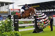 Harrie Smolders - Emerald<br /> World Equestrian Festival, CHIO Aachen 2013<br /> © DigiShots