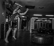Gideon Drotschie - Training