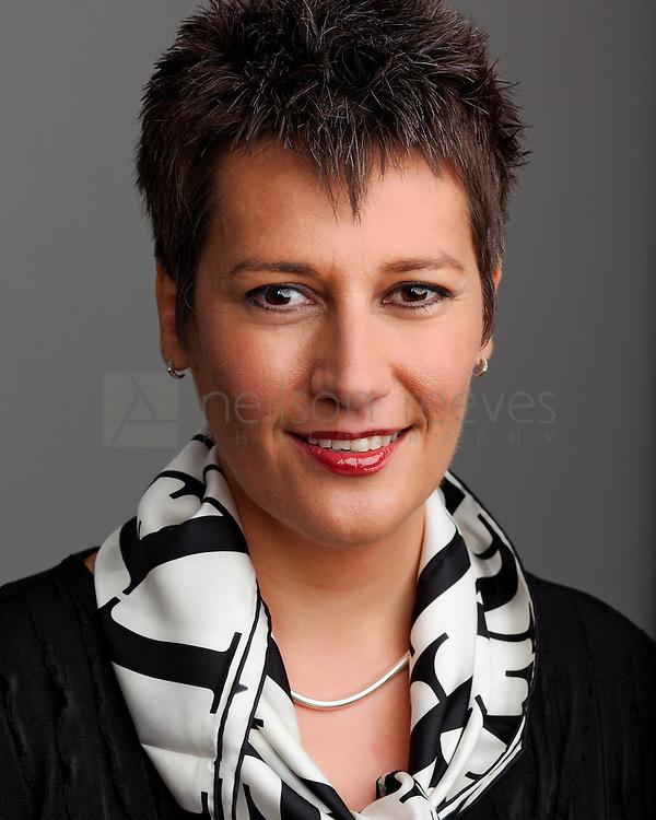 Corporate Headshot of female worker at Zephus.