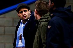 A Burnley fan looks on ahead of his side's Premier League fixture against Newcastle United - Mandatory by-line: Robbie Stephenson/JMP - 26/11/2018 - FOOTBALL - Turf Moor - Burnley, England - Burnley v Newcastle United - Premier League