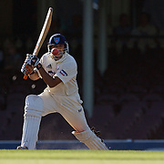 New South Wales batsman Usman Khawaja in action during day two of the Sheffield Shield Cricket match between New South Wales and Western Australia at the Sydney Cricket Ground, Sydney, Australia on March 6, 2009.   Photo Tim Clayton