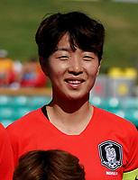 International Women's Friendly Matchs 2019 / <br /> Cup of Nations Tournament 2019 - <br /> Argentina vs South Korea 0-5 ( Leichhardt Oval Stadium - Sidney,Australia ) - <br /> Kim Hye-Ri of South Korea