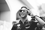 May 23-27, 2018: Monaco Grand Prix. Daniel Ricciardo (AUS), Aston Martin Red Bull Racing, RB14