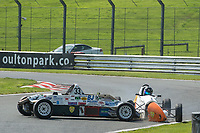 #1 Alaric GORDON Swift SC97  during Avon Tyres Northern Formula Ford 1600 Championship  as part of the BRSCC Mazda MX5 & Formula Ford Race Day at Oulton Park, Little Budworth, Cheshire, United Kingdom. August 03 2019. World Copyright Peter Taylor/PSP. Copy of publication required for printed pictures.