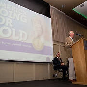 10.10. 2017.          <br /> Pictured at the Limerick Going for Gold 2017 finals in the Strand Hotel was Noel Earlie from the JP McManus Charitable Foundation.<br /> <br /> <br /> Limerick Going for Gold, which is sponsored by the JP McManus Charitable Foundation, has a total prize pool of over €75,000.  It is organised by Limerick City and County Council and supported by Limerick's Live 95FM, The Limerick Leader and The Limerick Chronicle, The Limerick Post, Parkway Shopping Centre, I Love Limerick and Southern Marketing Media & Design. Picture: Alan Place