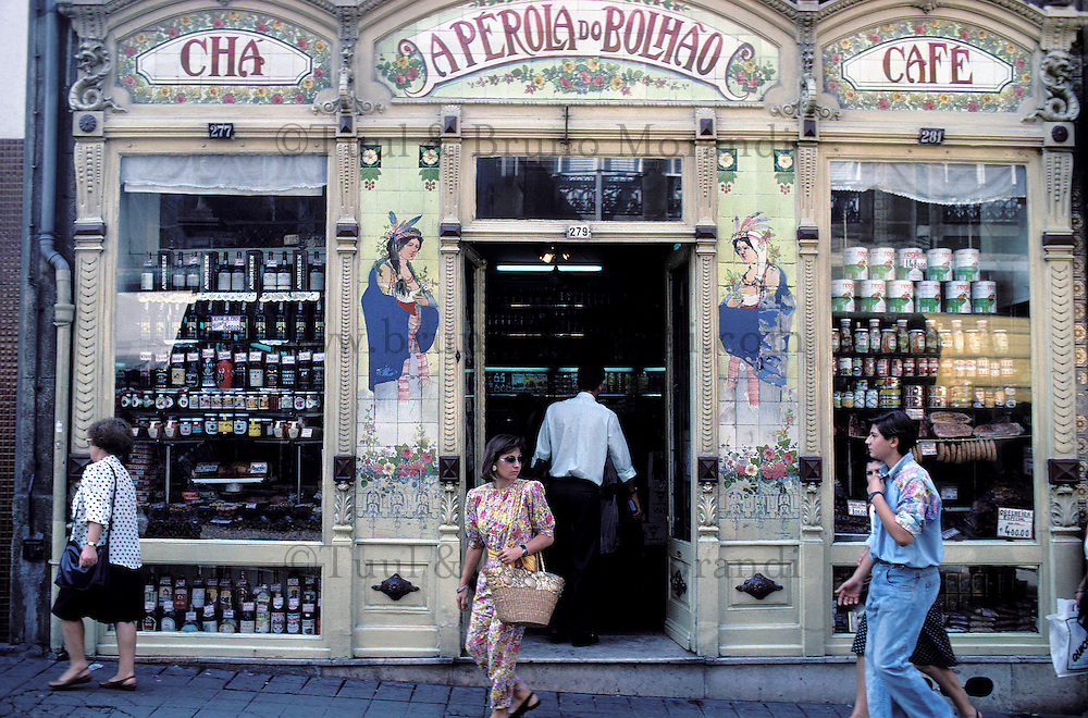 Local shop - Porto - Portugal