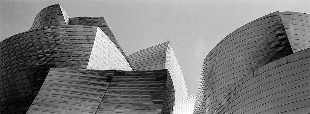 The Guggenheim Museum Bilbao, Spain, May 1999