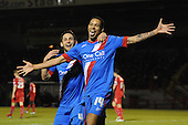 Crawley Town v Doncaster Rovers 100215