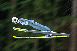 FREITAG Selina (GER) during first round on day 2 of  FIS Ski Jumping World Cup Ladies Ljubno 2020, on February 23th, 2020 in Ljubno ob Savinji, Ljubno ob Savinji, Slovenia. Photo by Matic Ritonja / Sportida