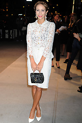59603748  .Harley Viera Newton at the opening party of Dolce & Gabbana Flagship Store on the 5th Avenue New York, USA, May 04, 2013. Photo by: i-Images.UK ONLY