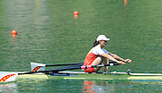 Lucerne SWITZERLAND,   CHN W1X, Xiuyun ZHANG competing in  their morning heat,  at the 2011 FISA World Cup on the Lake Rotsee. Friday   08/07/2011   [Mandatory Credit Peter Spurrier/ Intersport Images]