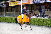 Nick van den Broek - Dubai HBC<br /> Hippiade 2016<br /> © DigiShots