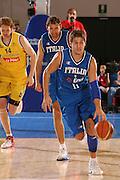 DESCRIZIONE : Bormio Torneo Internazionale Gianatti Italia Australia <br /> GIOCATORE : Stefano Mancinelli <br /> SQUADRA : Nazionale Italiana Uomini <br /> EVENTO : Bormio Torneo Internazionale Gianatti <br /> GARA : Italia Australia <br /> DATA : 03/08/2007 <br /> CATEGORIA : Palleggio <br /> SPORT : Pallacanestro <br /> AUTORE : Agenzia Ciamillo-Castoria/S.Silvestri Galleria : Fip Nazionali 2007 <br /> Fotonotizia : Bormio Torneo Internazionale Gianatti Italia Australia <br /> Predefinita :