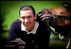Jockey Frankie Dettori 2000