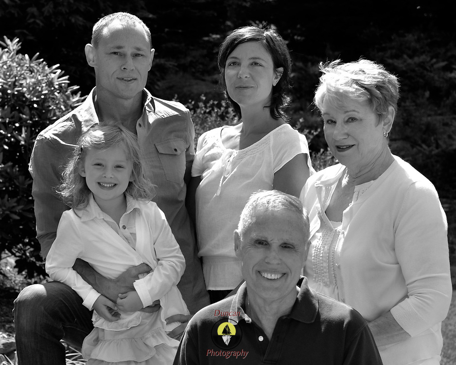 GEORGETOWN, Maine -- 6/30/14 -- Zike Family  portrait. DSC_2478<br /> Photo  ©2014 by Roger S. Duncan <br /> Released for all purposes to Zike Family