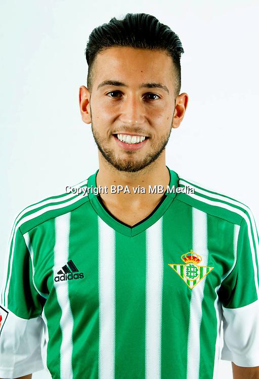 Spain - Liga BBVA 2015-2016 / <br /> ( Real Betis Balompie ) - <br /> Francisco Miguel Varela Martin