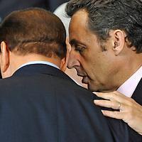 EU Summit 2008 Oct 15-16