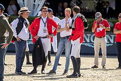 Team Belgium, Weinberg