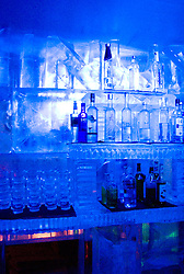 Minus 5º ICE BAR in Queenstown, New Zealand.
