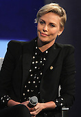 Charlize Theron speaks at the 'CGI 2015 Annual Meeting'