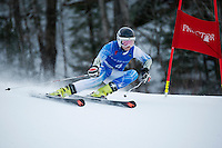 Giant Slalom at Proctor/Blackwater Ski Area.  ©2017 Karen Bobotas Photographer