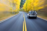 Sierra Fall Color Photos