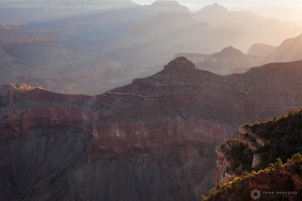 Sunrise, Yavapai Point<br /> Grand Canyon National Park, Arizona