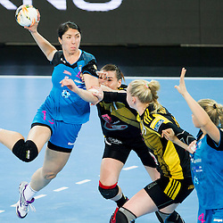 20151120: SLO, Handball - Women's EHF Champions League 2015/16, RK Krim Mercator vs Rostov-Don