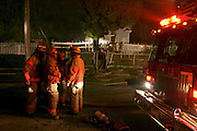 Fire destroys halfway house for chemical dependency.
