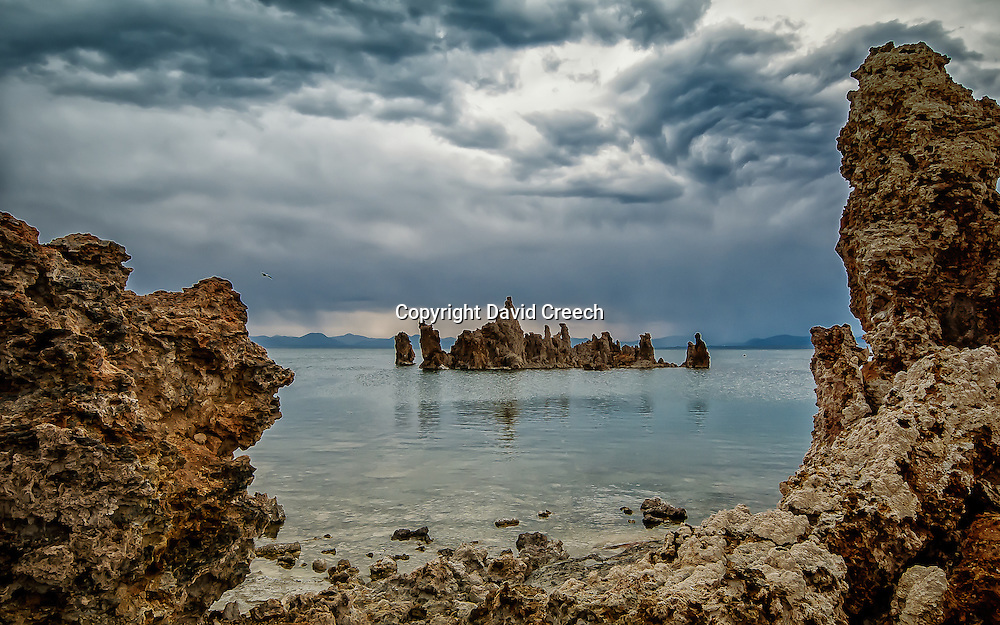 These are shots from the South Tufa Beach of Mono Lake in the Mono Basin National Park near Lee Vining in California.  The Lake sits below Tioga Pass and the entrance to Yosemite National Park.