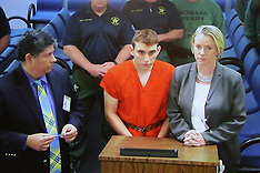 School Shooting Suspect Nikolas Cruz At Court - 15 Feb 2018
