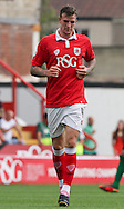 Aden Flint of Bristol City during the Sky Bet League 1 match at Ashton Gate, Bristol<br /> Picture by Tom Smith/Focus Images Ltd 07545141164<br /> 06/09/2014