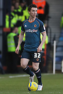 Picture by David Horn/Focus Images Ltd +44 7545 970036.05/01/2013.Kevin Foley of Wolverhampton Wanderers during the The FA Cup match at Kenilworth Road, Luton.