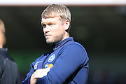 Grant McCann during the EFL Sky Bet League 1 match between Rochdale and Peterborough United at Spotland, Rochdale, England on 6 August 2016. Photo by Daniel Youngs.